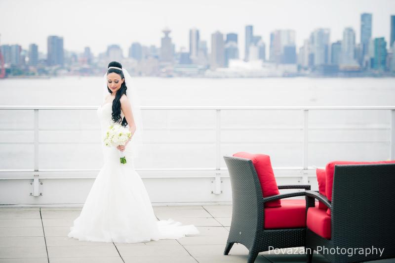 Pinnacle Pier Hotel North Vancouver Wedding