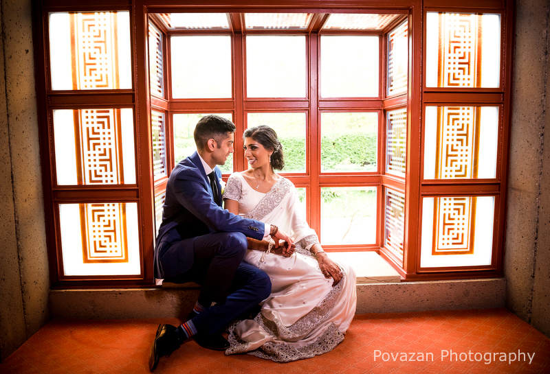 Burnaby Ismaili Centre wedding