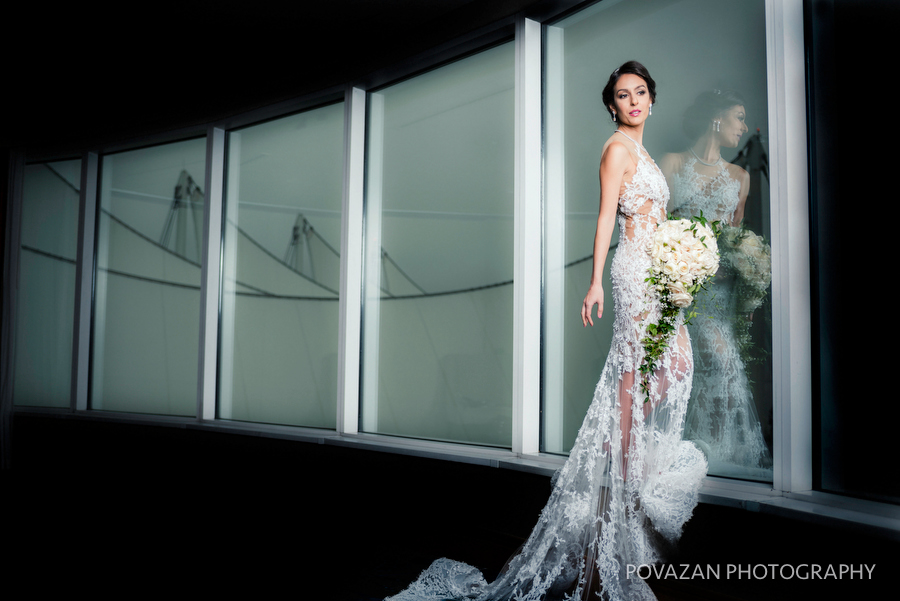 Pan Pacific amazing wedding dress pictures
